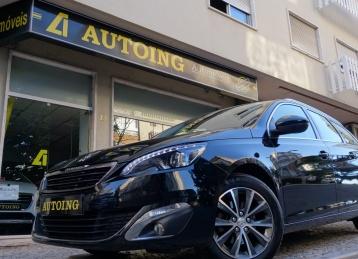 Peugeot 308 SW 1.6 HDI ALLURE 120CV