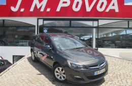 Opel Astra 1.6 CDTI Selection S/S