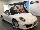 Porsche 911 Carrera Cabrio PDK