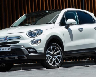 Fiat 500 X 1.6 Cross Look