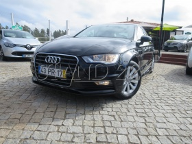 Audi A3 LIMO 1.6 TDi B. LINE ATTRACTION ULTRA GPS