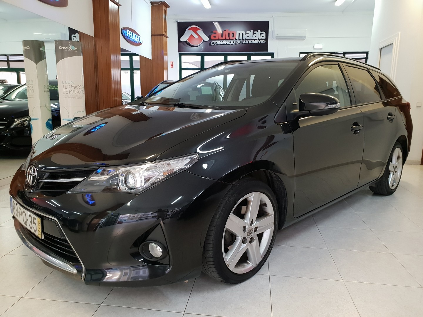 Toyota Auris Touring Sports (Confort +Pack Sport)