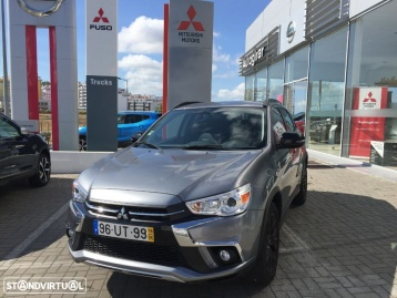 Mitsubishi Asx 1.6 black edition