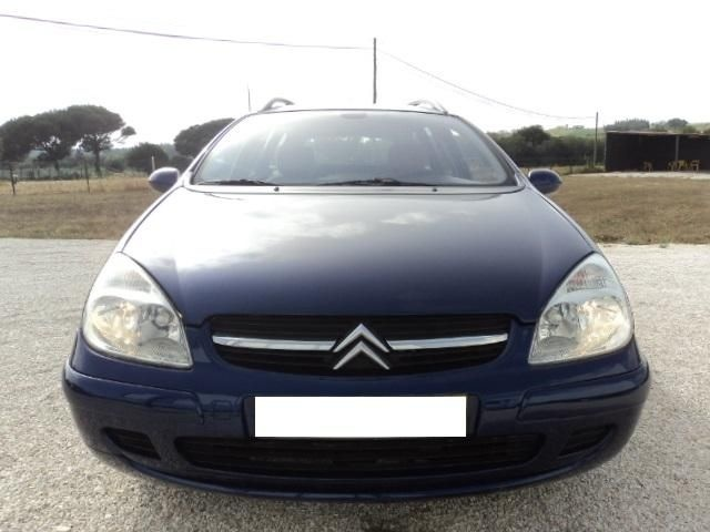 Citroën C5 Break 2.0 HDi Exclusive