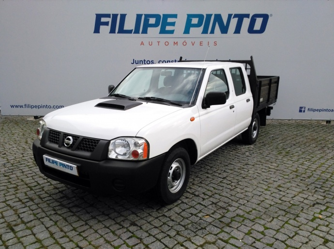 Nissan Pick Up 2.5 DDTi 4x2 Cabine Dupla