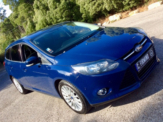 Ford Focus SW, 2012