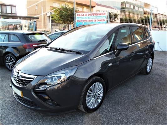Opel Zafira, 2016