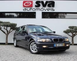 BMW 320 d Touring 136 cv