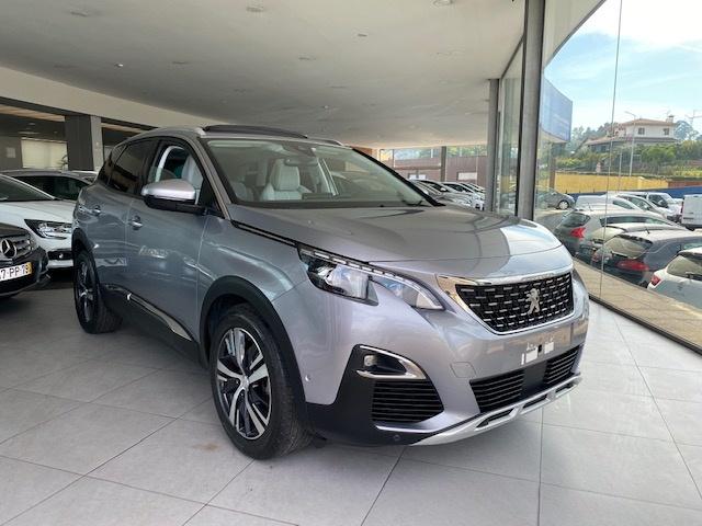 Peugeot 3008 1.2 PUre Tech ALLUre