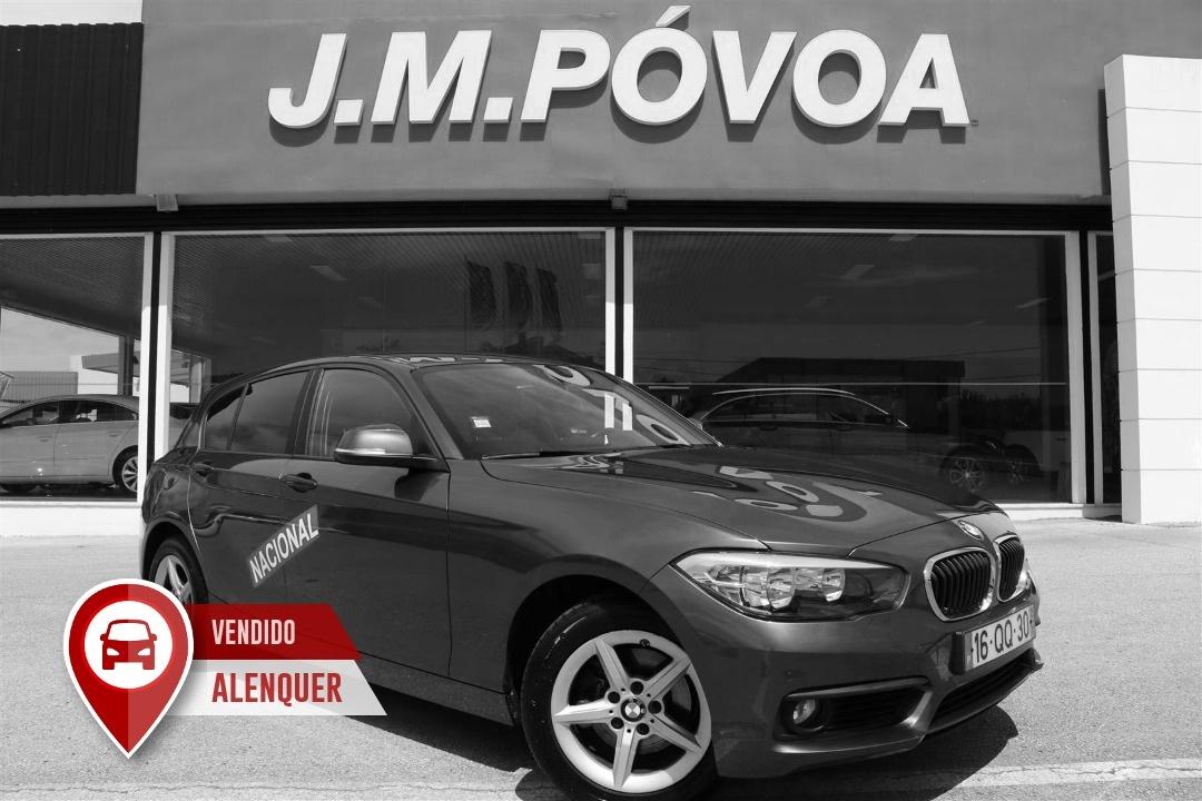 BMW Série 1 120 d Advantage 190cv