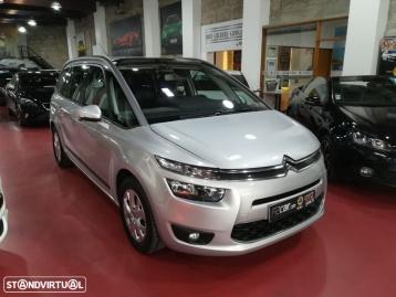 Citroën C4 grand picasso 1.6e-HDI Bussiness Classe  Garantia até  4 Anos