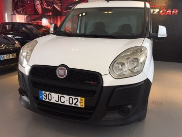 Fiat Doblo 1.3 multimeter