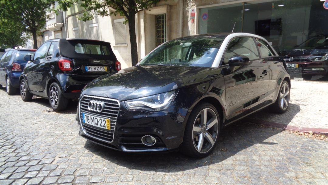 Audi A1 1.6 TDI Sport S tronic