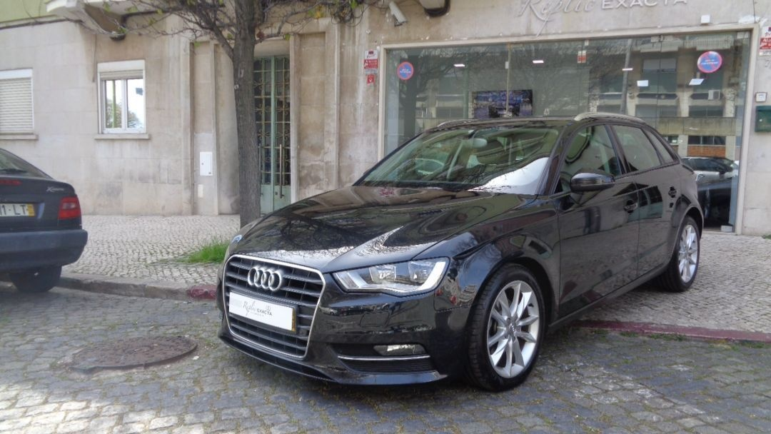 Audi A3 sportback 2.0 TDi Sport 18