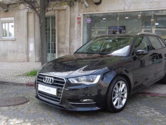 Audi A3 sportback, 2013
