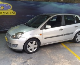 Ford Fiesta 1.2 Gasolina/GPL