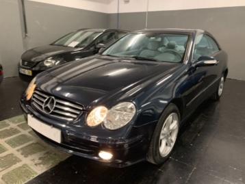 Mercedes-benz Clk 200 AVANTGARDE NACIONAL AUTOMÁTICO