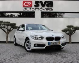 BMW 116 d Line Sport Caixa Automática