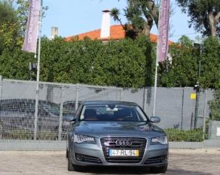 Audi A8 TFSI V8 Quattro