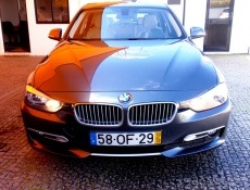 BMW 318 D Touring / GPS