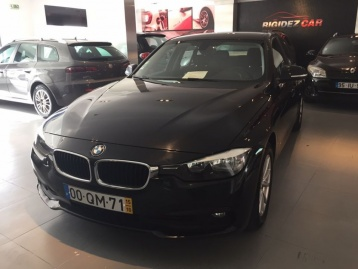 Bmw 320 320D efficient dynamics navigator