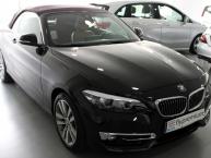 BMW Série 2 218i Cabriolet SEMI-NOVO