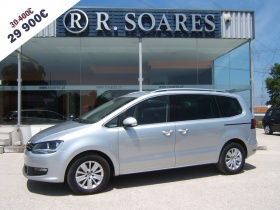 Vw Sharan 2.0 TDi Blue Confortline (150cv) (5p)