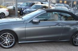 Mercedes-Benz Classe E 250d Cabrio AMG Line