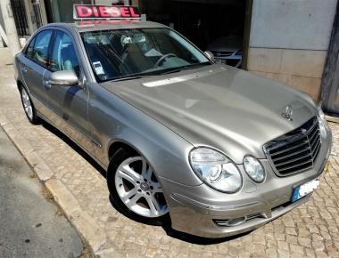 Mercedes-Benz E 220  CDI AVANTGARDE  170cv