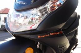MCYCLES Daytona 125 BLACK EDITION