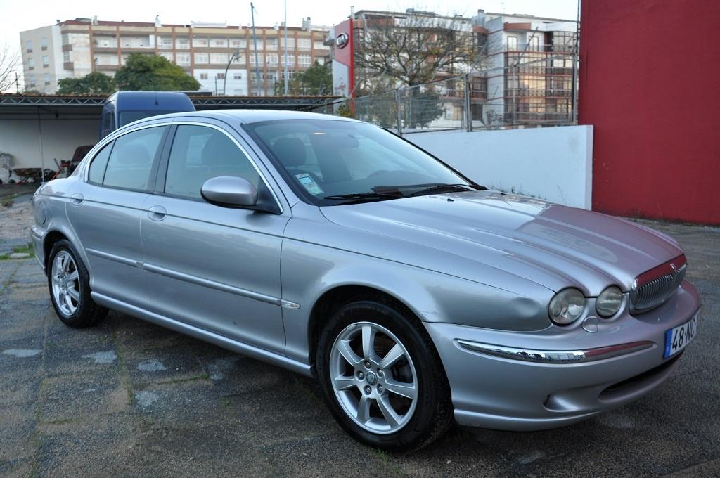 Jaguar X-Type 2.0d