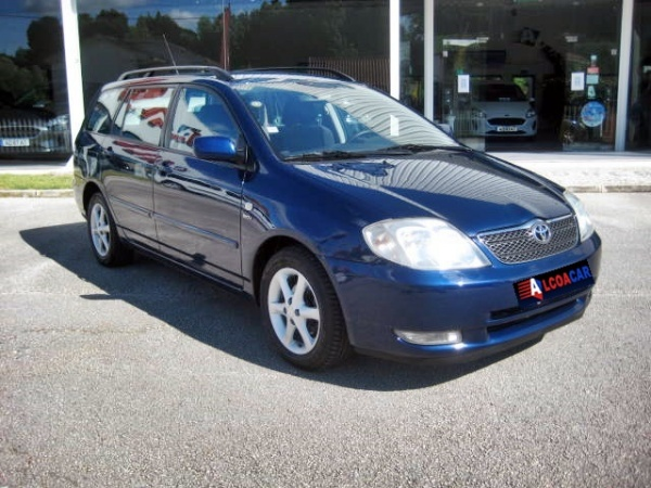 Toyota Corolla  SW 1.4 VVT-I Terra AC (97cv) (5p)