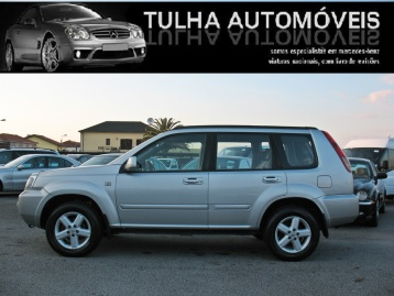 Nissan X-Trail 4X4 2.2 DCI COLOMBIA