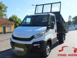 Iveco Daily 35-150 CAB/SIMPLES // TRI-BASCULANTE