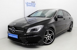 Mercedes-benz Classe cla 180 CDi Shooting Brake AMG GPS