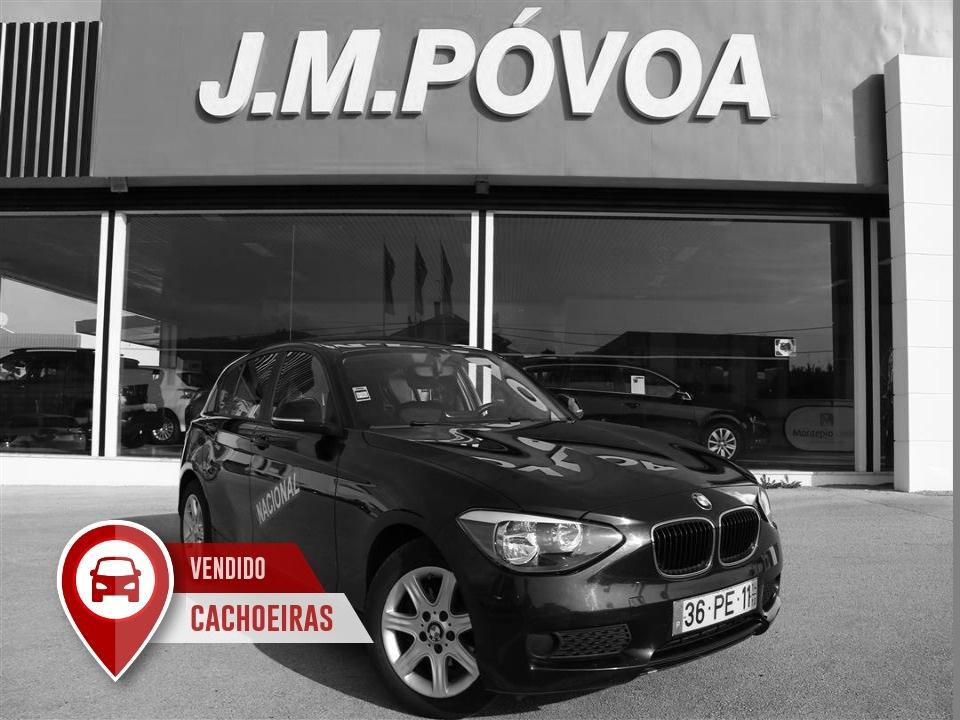 BMW Série 1 116 d Efficient Dynamics 116cv