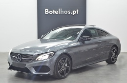 Mercedes-Benz C 220 COUPÉ AMG /Cx Aut. 170CV