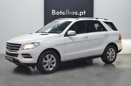 Mercedes-Benz ML 250 BLUETEC 204CV CX Auto.