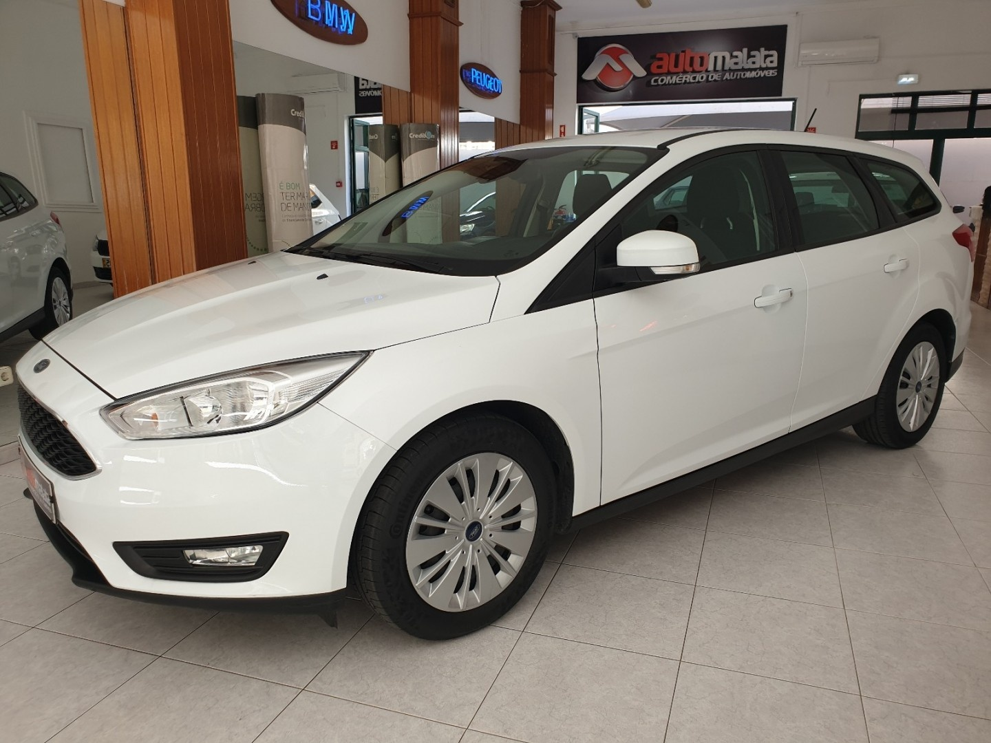 Ford Focus St. 1.0 SCTI Trend+
