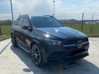 Mercedes-Benz GLE 400 CDI 4 Matic
