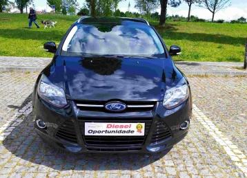 Ford Focus SW 1.6TDCI 115CV TITANIUM - NACIONAL