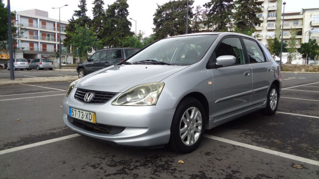 Honda Civic 1.7 CTDi ES Exclusive