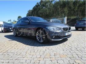 BMW 420 d Line Sport Auto (GPS)
