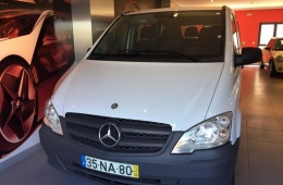 Mercedes-benz Vito 2.2 136 cv iva dedutivel
