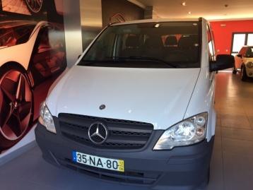 Mercedes-benz Vito 2.2 136 cv iva dedutivel