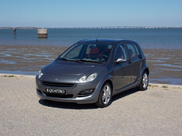 Smart Forfour Passion 75 Softouch P.