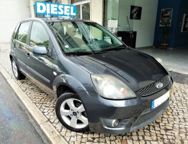 Ford Fiesta 1.4 TDCI Connection