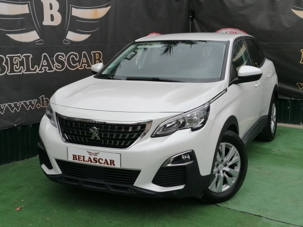 Peugeot 3008 ACTIVE FULL EXTRAS AUTOMATICO