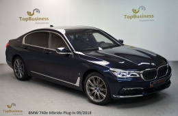 Bmw 740 e iPerformance