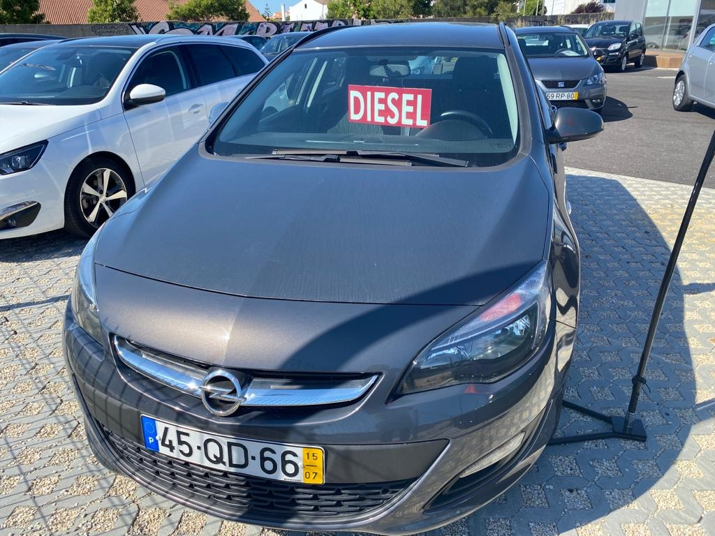 Opel Astra Sports Tourer 1.6 CDTI